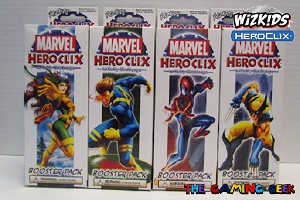 Wizkid's Heroclix – A Superhero-Themed Tabletop Game