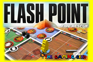 Flash Point Fire Rescue – The Firefighting Game