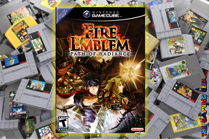 Gamecube Games – Fire Emblem: Path of Radiance