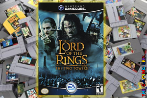 Gamecube Games – The Lord of the Rings: The Two Towers