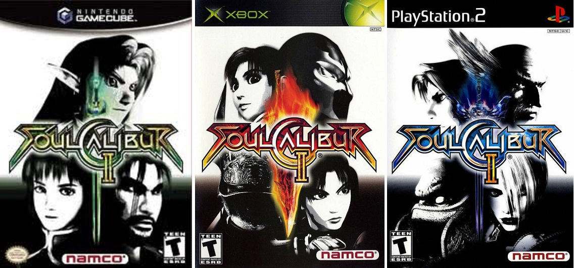 soulcalibur 2 covers