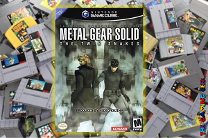 Gamecube Games – Metal Gear Solid: The Twin Snakes