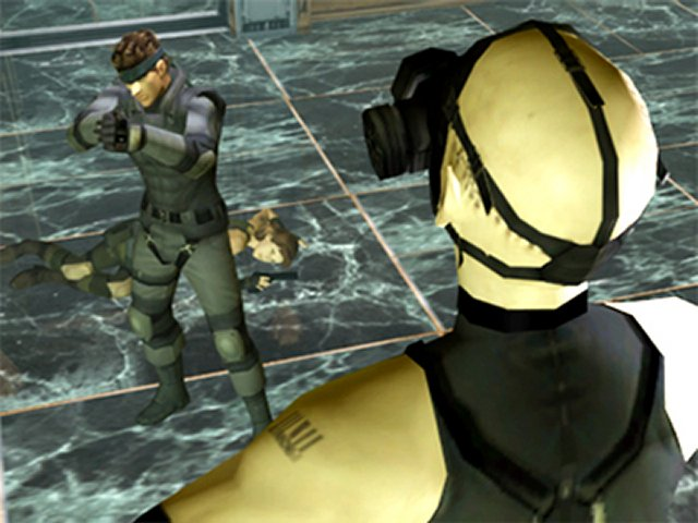metal gear solid vs psycho mantis