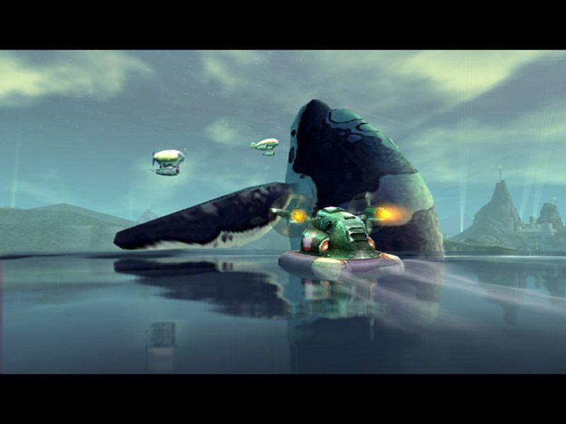 bge - hovercraft