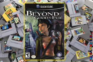 Gamecube Games – Beyond Good and Evil