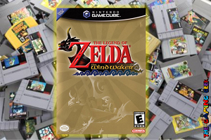 Gamecube Games – The Legend of Zelda: The Wind Waker