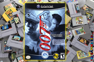 Gamecube Games – James Bond 007: Everything or Nothing