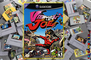 Gamecube Games – Viewtiful Joe