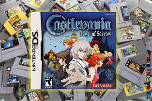 DS Games – Castlevania: Dawn of Sorrow