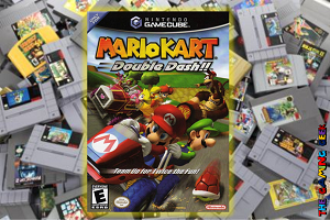Gamecube Games – Mario Kart: Double Dash!!