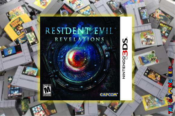 3DS Games – Resident Evil Revelations