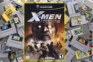 Gamecube Games – X-Men Legends II: Rise of Apocalypse