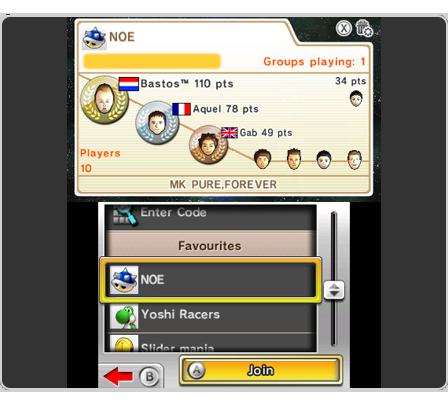 mario kart 7 - community example