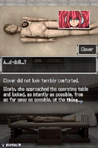9 hours 9 persons 9 doors - doll puzzle