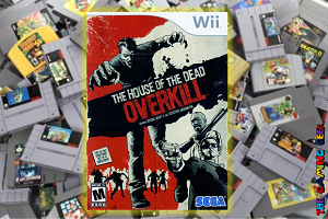 Wii Games – The House of the Dead: Overkill