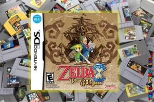 DS Games – The Legend of Zelda: Phantom Hourglass