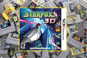 3DS Games – Star Fox 64 3D