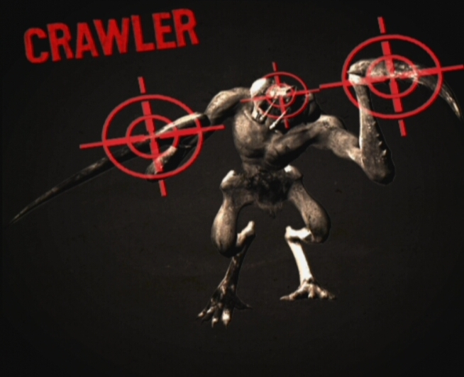 The House of the Dead Overkill - crawler intro