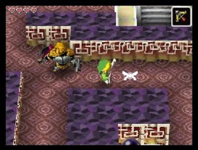 tloz phantom hourglass - gameplay 3b