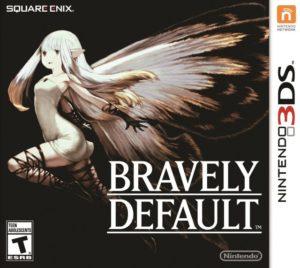 bravely default - box
