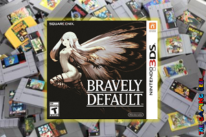 3DS Games – Bravely Default