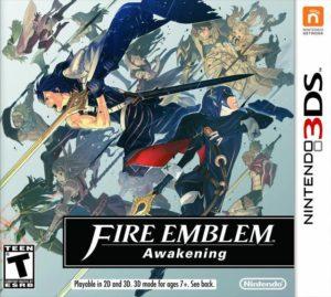fire emblem awakening - box