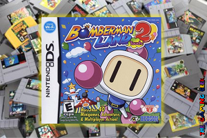 DS Games – Bomberman Land Touch 2