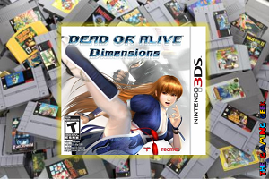 3DS Games – Dead or Alive: Dimensions