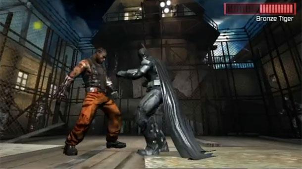 batman ao blackgate - boss battle