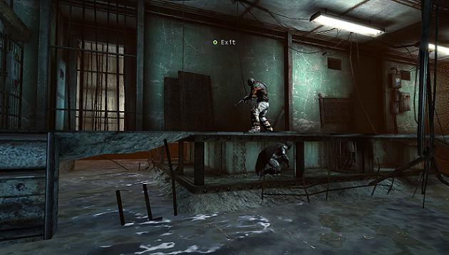 batman ao blackgate - exploration
