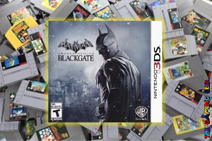 3DS Games – Batman: Arkham Origins Blackgate