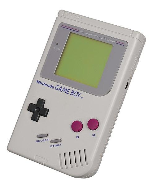 Nintendo's original Game Boy