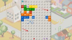 Amazing Brick Breaker Arcade Mode screenshot