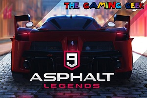 The Trion Nemesis Trials (Asphalt 9: Legends)