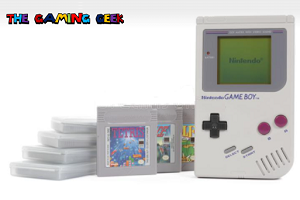 My Game Boy Library – My Earliest Video Game Experiences