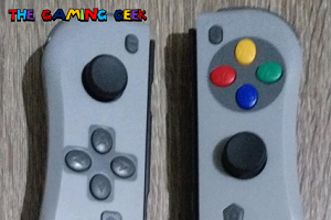 Review – KINVOCA Joy Con Replacement Controllers
