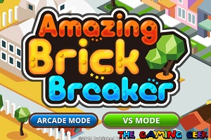 Review – Amazing Brick Breaker (Nintendo Switch)