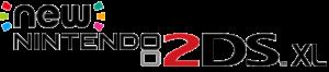New Nintendo 2DS XL logo