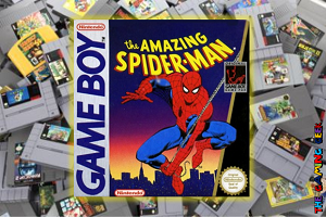 Game Boy Games – Amazing Spider-Man