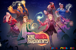 Nine Parchments – A Magical Co-Op Adventure