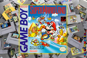 Game Boy Games – Super Mario Land