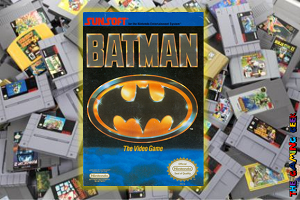 NES Games – Batman: The Video Game