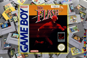 Game Boy Games – The Flash