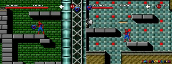 Arcade's Revenge first stage