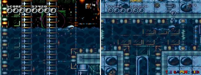 Arcade's Revenge - Storm's levels