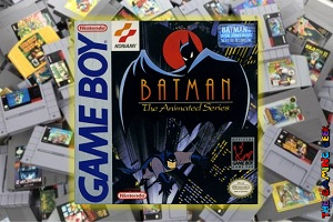 Game Boy Games – Batman: The Animated Series