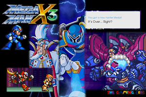 I Beat Mega Man X3! (Mega Man X Legacy Collection)