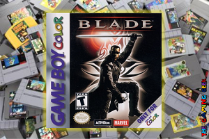 Game Boy Color Games – Blade