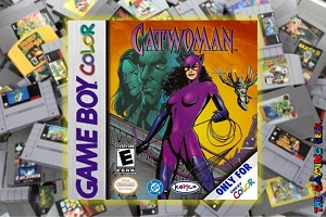 Game Boy Color Games – Catwoman