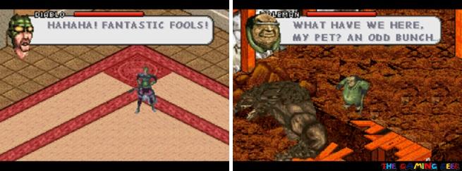 Diablo and the Mole Man